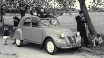 Les voitures populaires françaises à Mulhouse