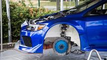 Subaru WRX STI Type RA NBR Special vuelta rápida