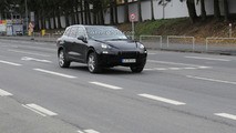 2011 Porsche Cayenne spy photo