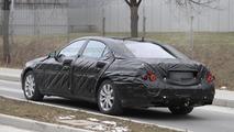 2013 Mercedes S-Class spy photos 2.2.2011