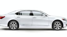 2010 Lexus LS 600h