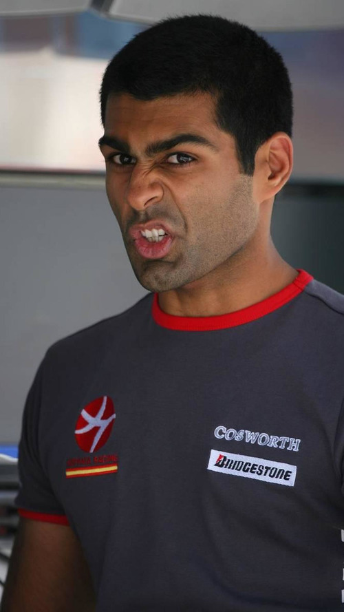 Chandhok to sit out Hockenheim for Yamamoto
