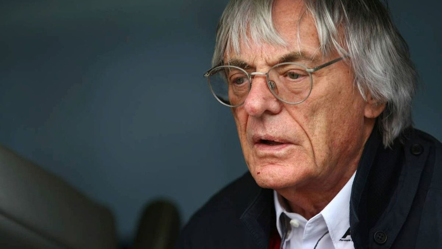 F1 to shed races to make room for new ones - Ecclestone