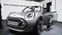 MINI Rocketman concept revealed in Geneva