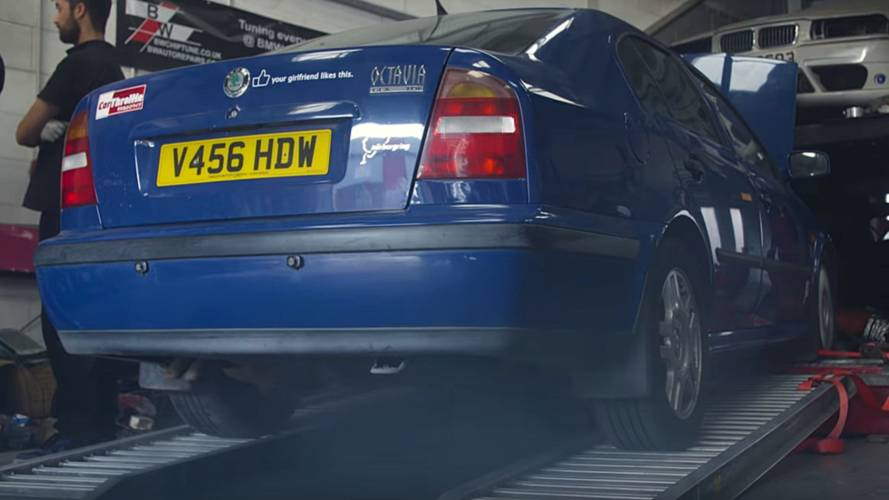 How Much Power's Left In This 432,000-Mile Skoda Octavia 1.9 TDI?
