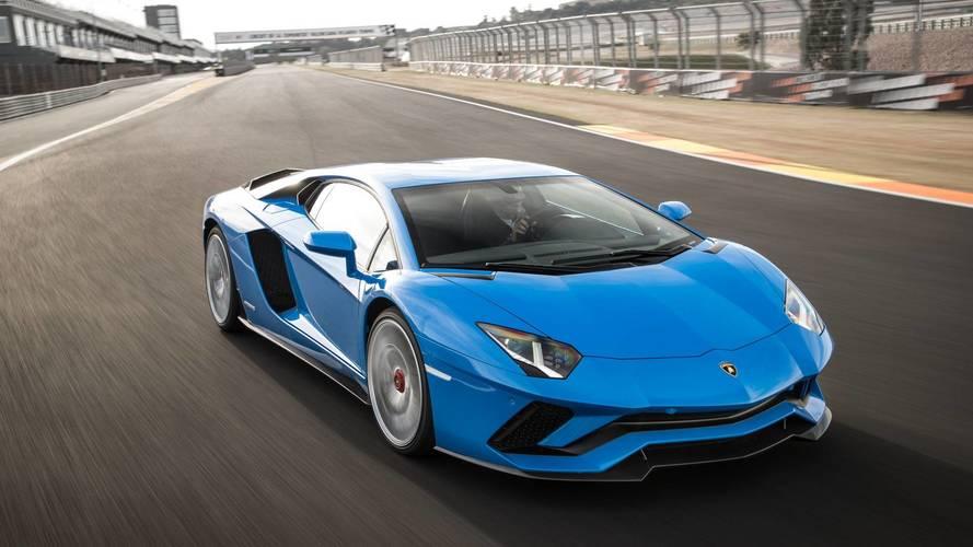 Lamborghini rappelle les Aventador de 2011 à 2017 !