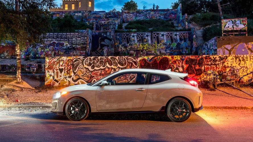 2018 Hyundai Veloster İlk Sürüş: Daha fazla eğlence
