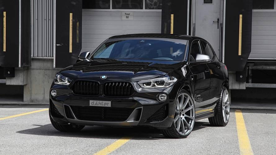 BMW X2 s'encanaille grâce à dÄHLer