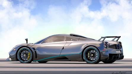 Supercars - Pagani News and Trends | Motor1.com UK
