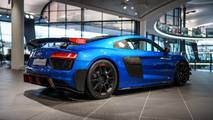 Performance Parçaları ile Audi R8 V10 Plus