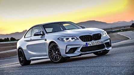 2019 BMW M2 Competition Officially Revealed With 405 HP