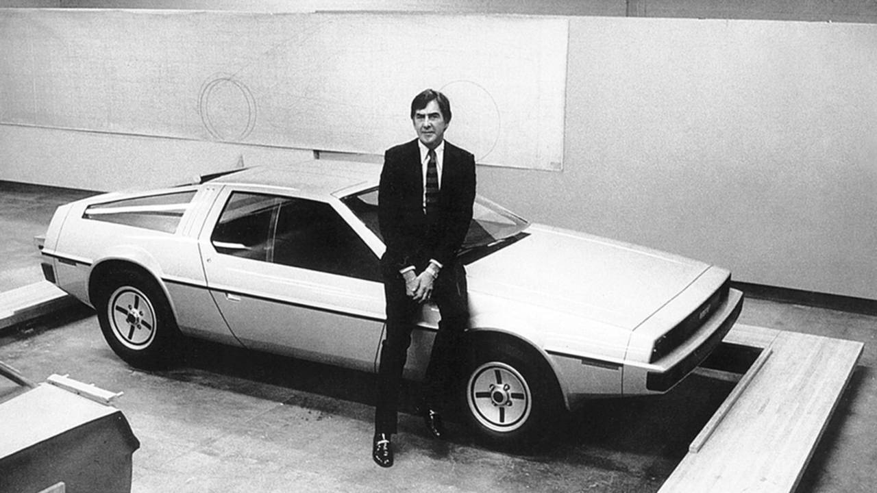 8. John DeLorean Busted For Selling Cocaine