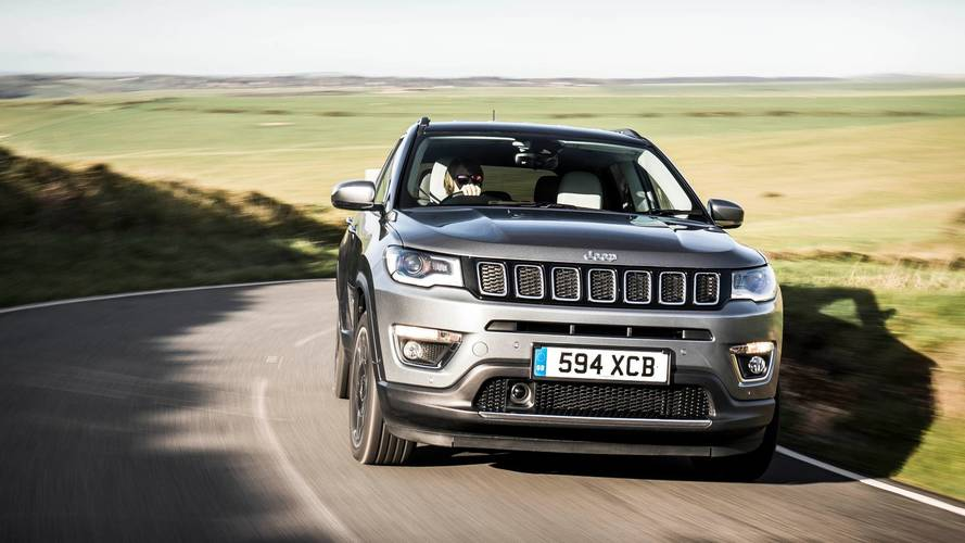 2018 Jeep Compass 1.6 Multijet 120 first drive: Unexceptional Qashqai rival