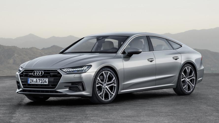 Nuova Audi A7 Sportback, la GT con lo stile di domani