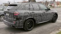 2019 BMW X5 yeni casus fotoğraf