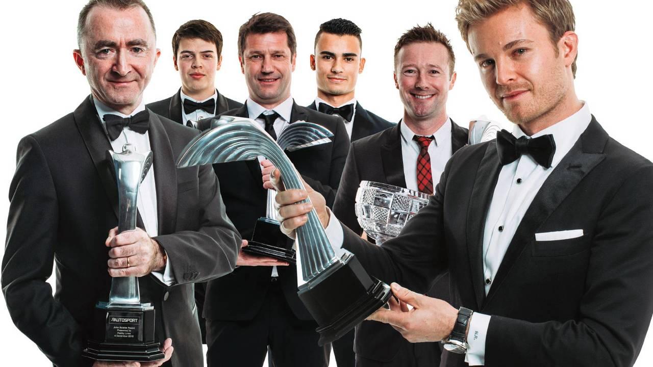 Piloto internacional del año 2017
