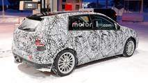 Mercedes-Benz B-Class Spy Photos