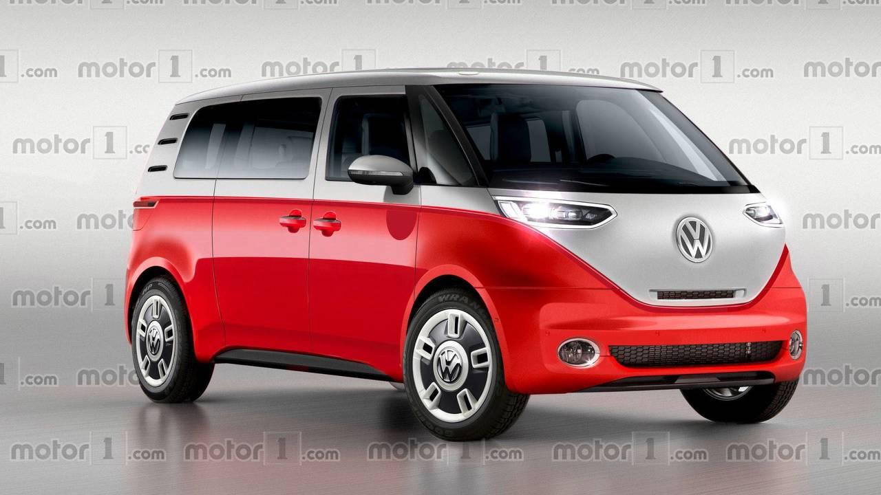 2021 VW I.D. Buzz