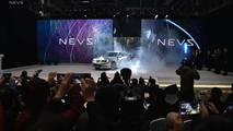 NEVS 9-3 production start in China