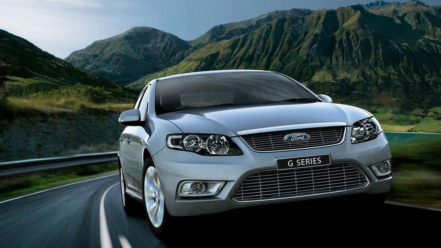 All-New Ford Falcon Revealed