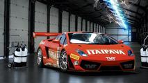 Lamborghini Gallardo Generazioni GT3 by DMC 13.06.2011