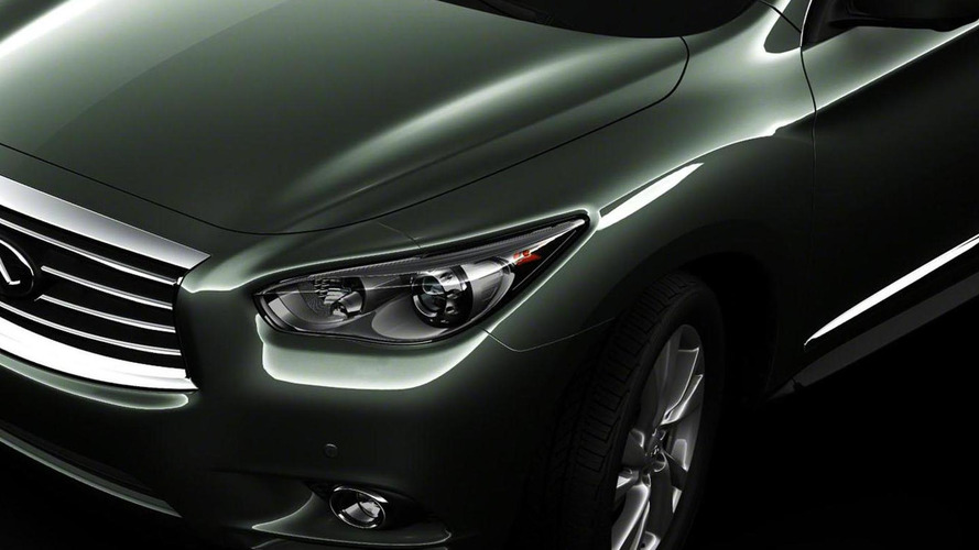Infiniti JX teaser no.4 released