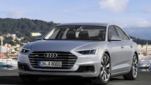 Audi to unveil new TDI V8 engine in April