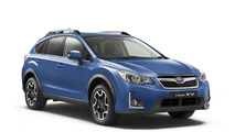 2016 Subaru XV UK Spec