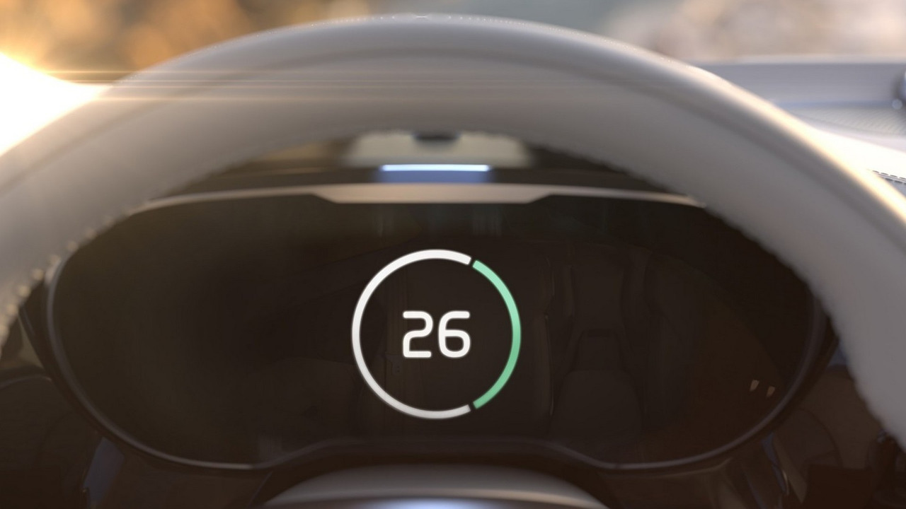 Volvo Time Machine concept teaser