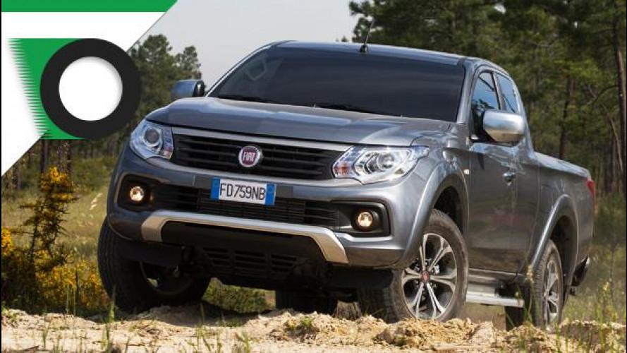 Fiat Fullback, i prezzi partono da 27.500 euro