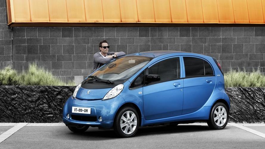 Citroen C-Zero and Peugeot iOn production halted