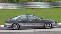 2012 Mercedes CLS-Class spy photos - 18.08.2010