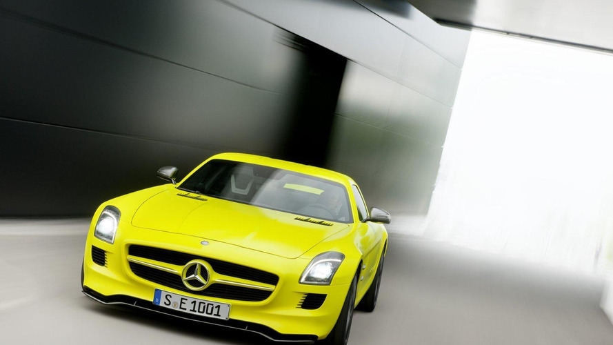Mercedes confirms plans for EV production