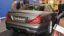 Carlsson CK63 RS based on Mercedes SL63 AMG at 2008 Essen Motor Show