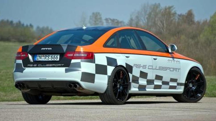 Audi RS6 Clubsport with 730 PS by MTM