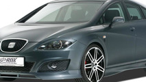 RDX RaceDesign new body kit for Seat Leon 1P 24.05.2010