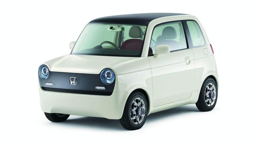 Honda EV-N Concept Pre-Tokyo Motor Show Reveal
