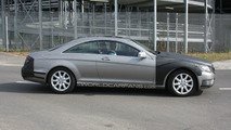 2010 Mercedes S-Class Coupe Prototype