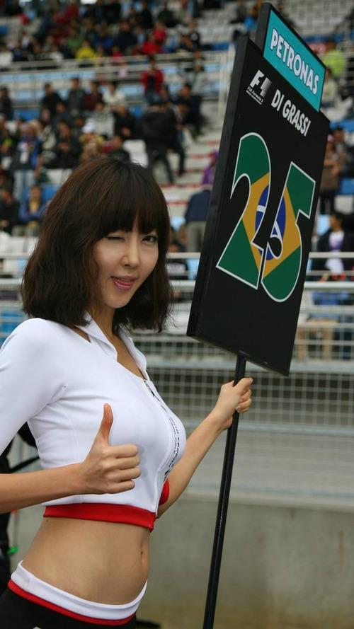 Korean companies waiting before entering F1