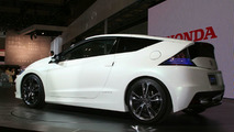 Honda CR-Z Confirmed for Launch Next year in Japan, Europe & U.S. [Video]