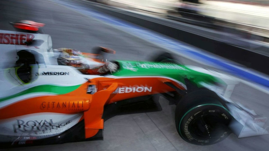 No Indians for Force India's Jerez test