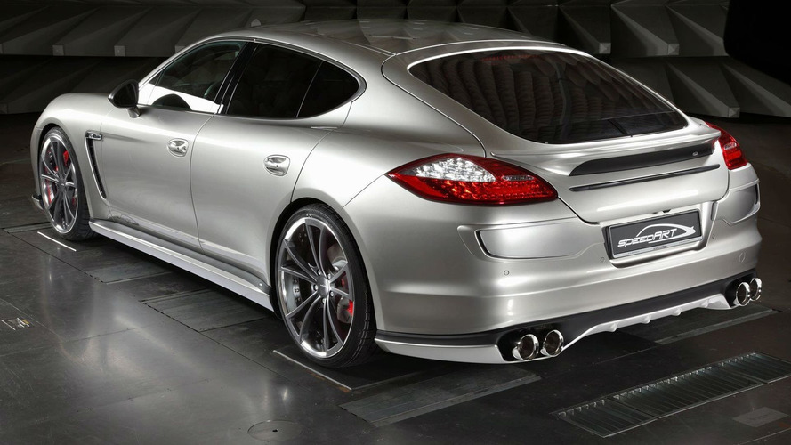 SpeedART Porsche Panamera PS9-650 Photos Released Ahead of Essen Debut