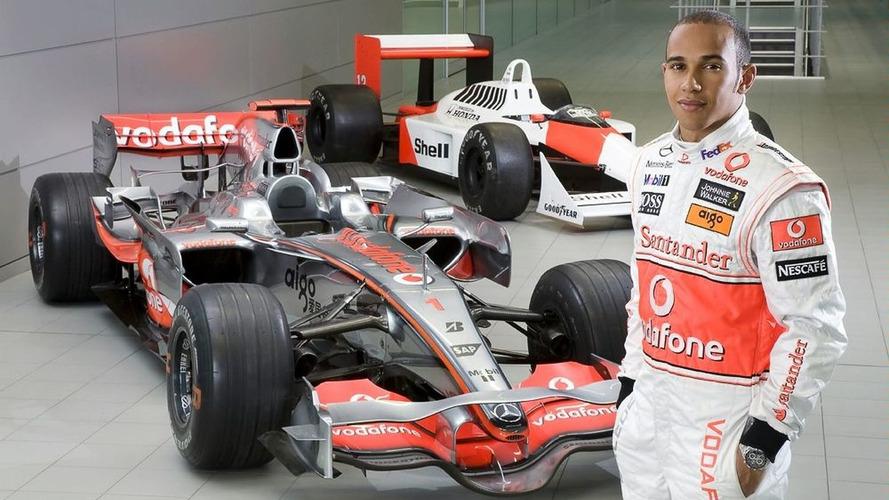 Lewis Hamilton to drive Senna's 1988 McLaren-Honda at Goodwood