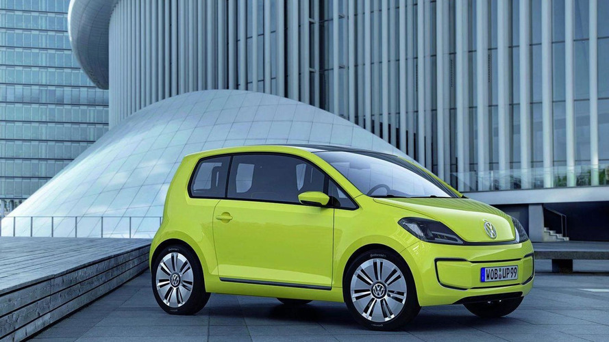 2012 VW Up! / Lupo scheduled for Frankfurt debut - report