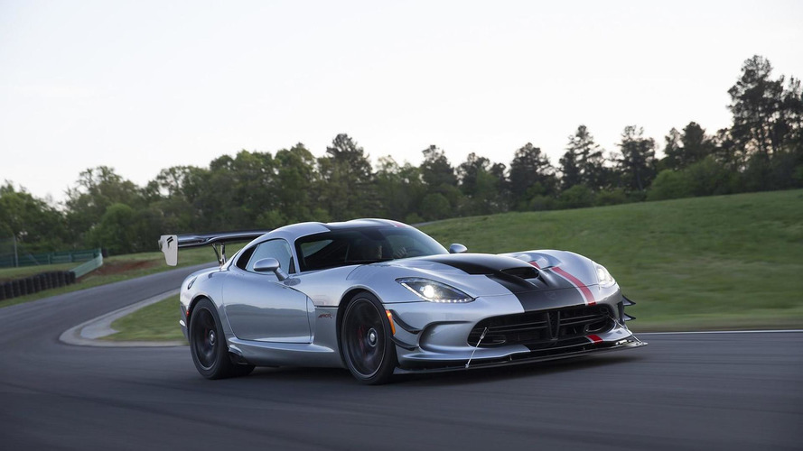 New Dodge Viper a possibility, Marchione says