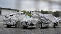 2016 Audi S4 Avant and S5 Coupe spy photo