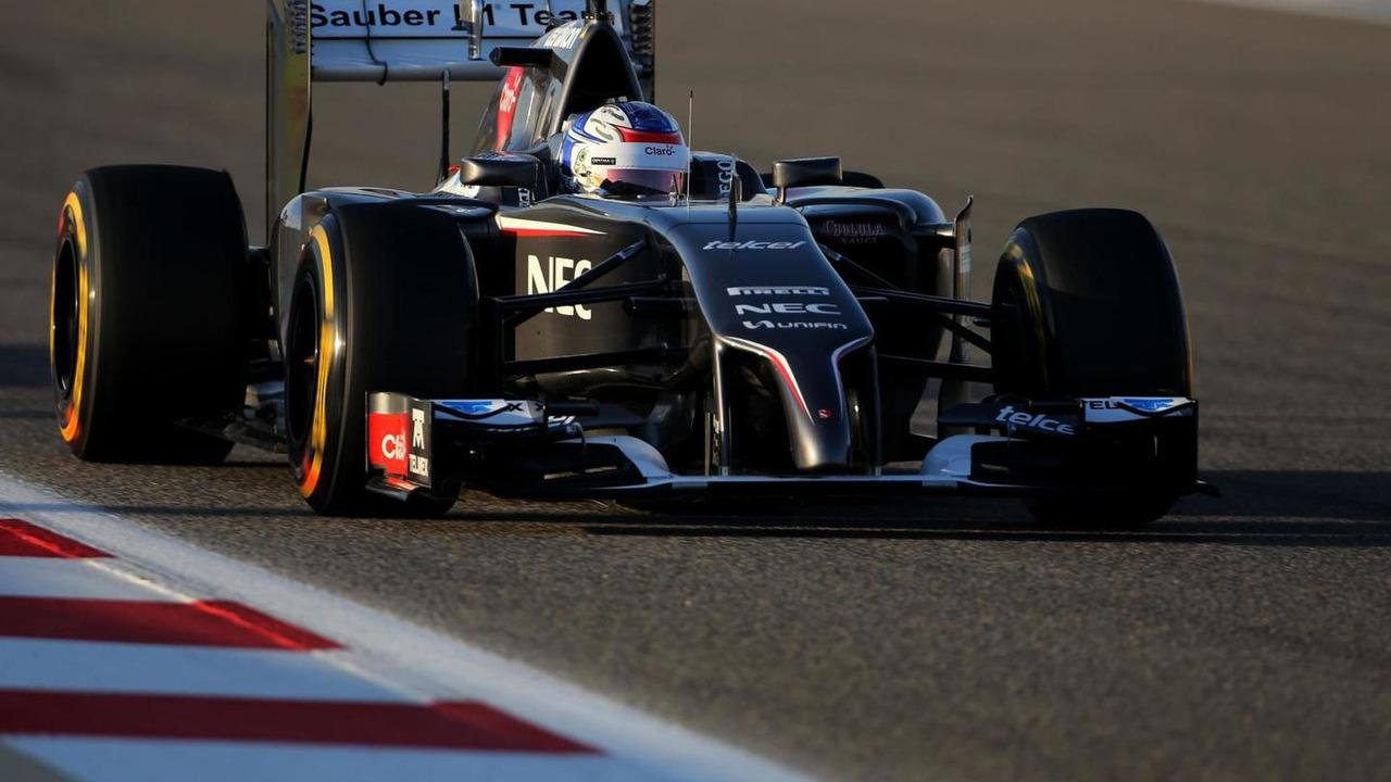 Sergey Sirotkin (RUS), test driver, Sauber F1 Team, 08.04.2014, Formula One Testing, Bahrain Test, Day One, Sakhir, Bahrain / XPB
