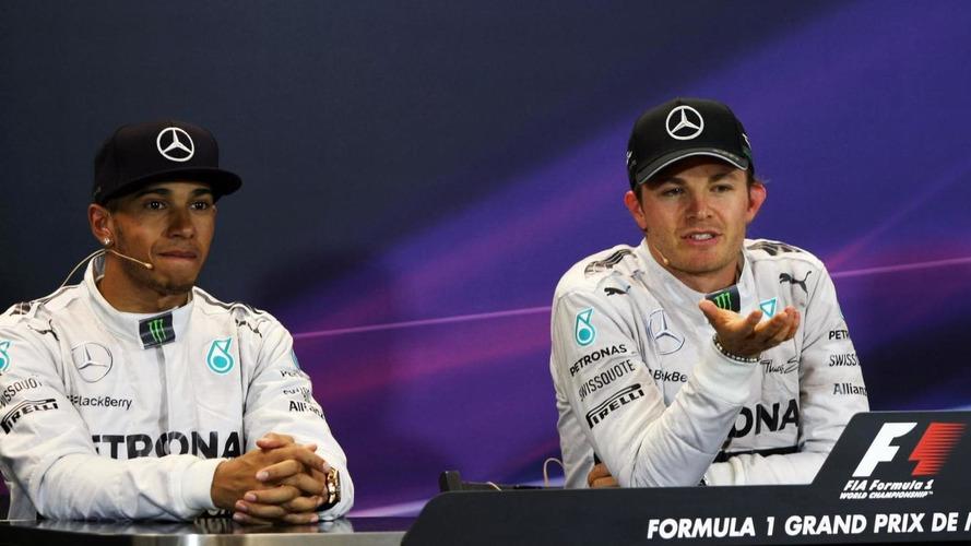 Rosberg does Hamilton's 'dirty work' - kart boss