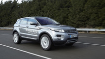 2013 Range Rover Evoque with 9-speed automatic transmission