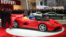 Ferrari will build one more LaFerrari, proceeds to benefit earthquake victims